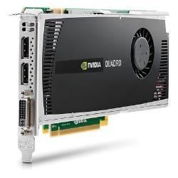 2 GB GDDR5 NVIDIA QUADRO 4000