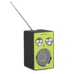 ENERGY RADIO 210 BLACK GREEN