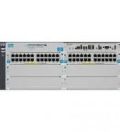 HP 5406-44G-POE+-2XG V2 ZL SWCH W