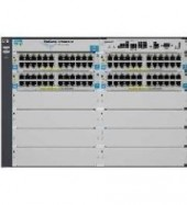 HP E8212-92G-POE+/2XG V2 ZL SWCH W