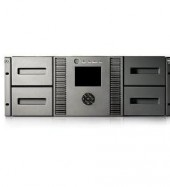 HP MSL4048 0-DRIVE TAPE LIBRARY