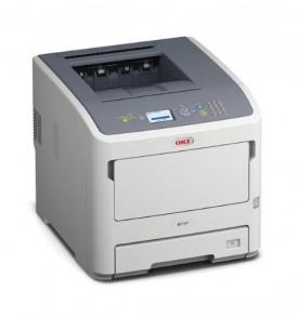 Es7131dnw Impresora Monocromo A4. 52ppm, primera pagina en menos de 5 segundos. Capacidad de papel de 630paginas. PCL/PS. 256MB, Duplex automatico y conexion wireless de serie. OKI