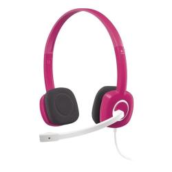 STEREO HEADSET 150 CRANBERRY