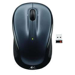 NOTEBOOK MOUSE M325 DARK SILVER