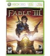 FABLE III XBOX