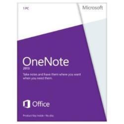 ONENOTE 2013 32-BIT/X64 ENGLISH
