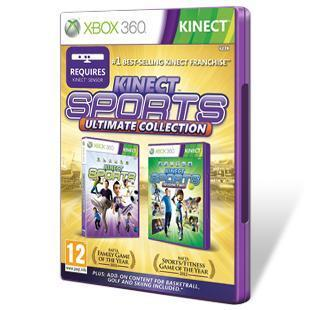 XBOX KINECT SPORTS ULTIMAT EDIT