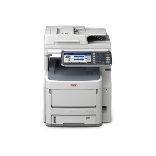 Es7470DN (NO FAX) MFP 3 en 1 (fax opcional).Impresion y copia 34pp color/36ppm monocromo. Impresion y escaner LED duplex. Gigabit ethernet. PCL6,Postscript.2GB memoria RAM,Disdo duro 160Gb. Grapadora. OKI