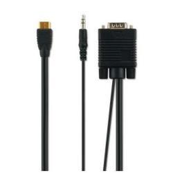 CABLE MINI HDMI VGA