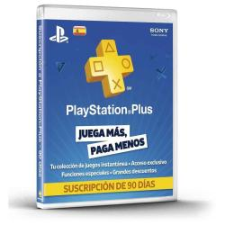 PLAYSTATION PLUS CARD 90 DAYS N