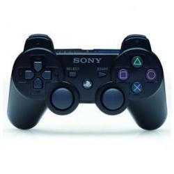 PS3 DUAL SHOCK CONTROLLER NEGRO