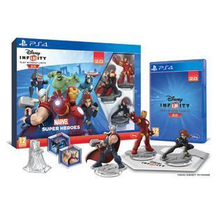 PS4 DISNEY INFINITY 2.0. MARVEL