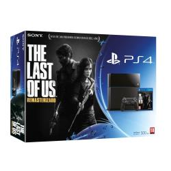 PLAYSTATION 4 + THE LAST OF US