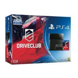PS4 500GB B + DRIVECLUB