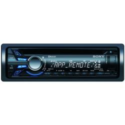 CAR CD/MP3 APP REM USB F 52WX4 BT