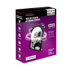 TOSHIBA HYBRID SSHD 2.5 500GB