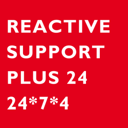 HP 4Y SUPPORTPLUS24 PROCURVE 1700-8