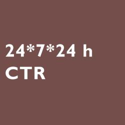 HP 5Y 24X7 24H CTR 8/24 SWITCH HW S