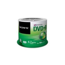 BOBINA 50 DVDR  4.7 GB 16X