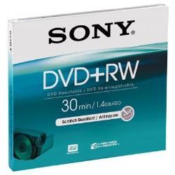 DVD RW 8CM 30 MIN 1 4 GB