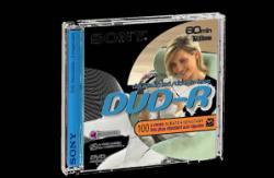 DVD-R 2.8 8CM JEWELL SONY