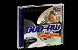 DVD-RW 2.8 8CM JEWEL SONY