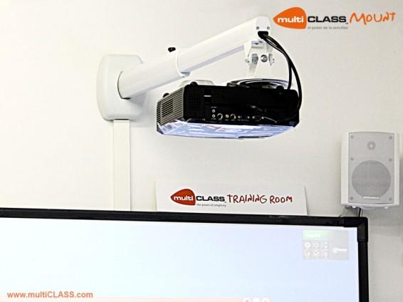 Soportes y pantallas datos soluciones inform ticas - Soportes para proyectores ...